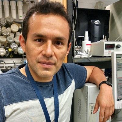 Harry Saavedra Espinoza